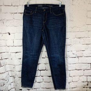 Tommy Hilfiger Modern Ankle Dark Wash Jeans